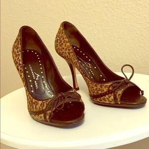Alexandra Neel heels